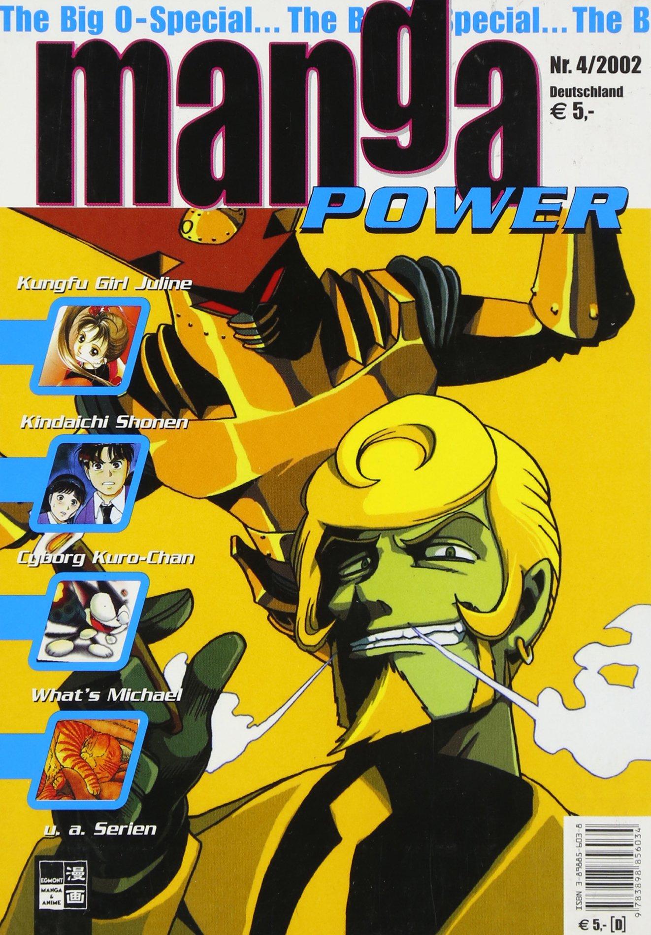 Manga Power 04