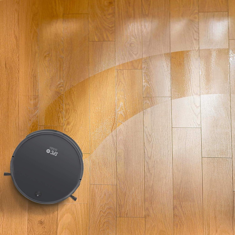 SPC Baamba: Robot Aspiradora Inteligente Wi-Fi (Navegación 2.0 ...