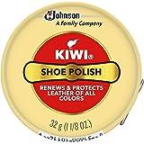[Kiwi] Shoe Polish貼り付け、1–1/ 8オンス、Cordovan