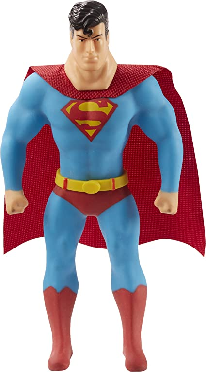 """Stretch Armstrong Stretching DC Flash 7/"""" Figure Action Man Play People Toys Gift"""