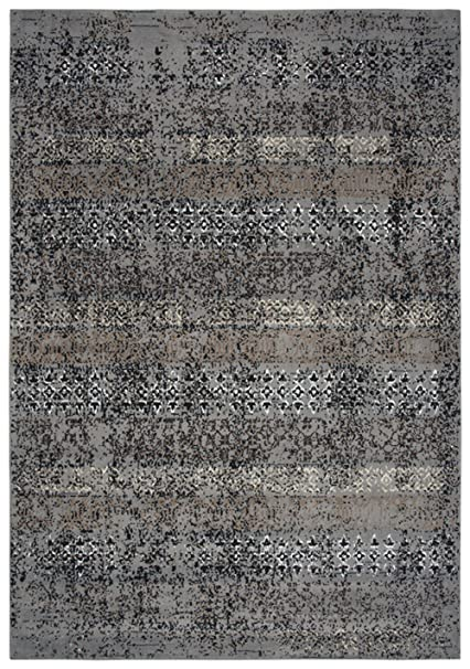 Rizzy Home XCIXI728600336287 Xcite Power-Loomed Area Rug, 5'2