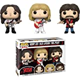 FUNKO POP! Rocks: Rush - Geddy, Alex, Neil 3PK