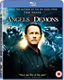 Angels & Demons (Extended Cut) [Blu-ray] [2009] [Region Free]