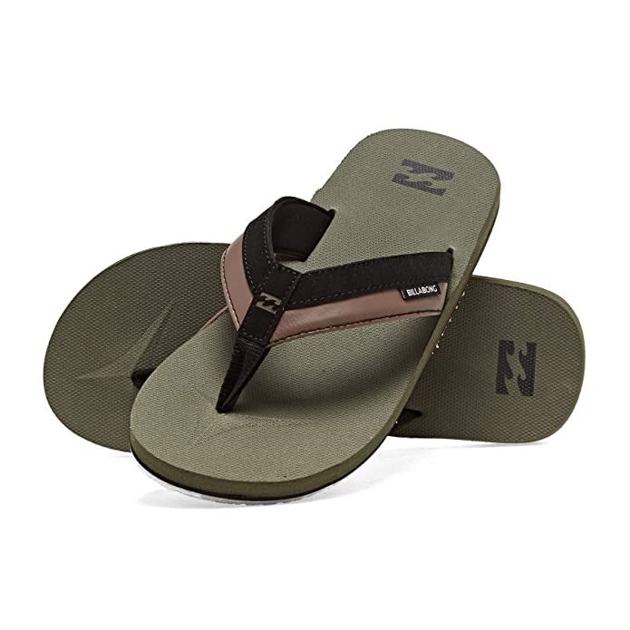 Herren Sandalen Billabong All Day Impact Sandals Military