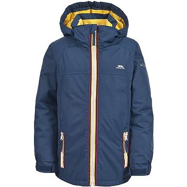 26087598c Trespass Childrens Boys Declan Zip Up Waterproof Jacket (2/3 Years ...