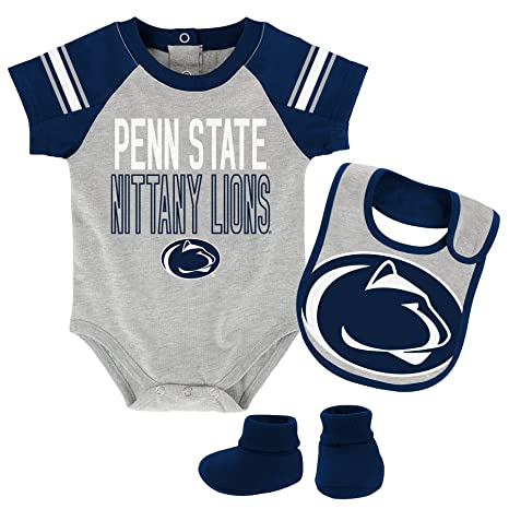 1d2b56805 Image Unavailable. Image not available for. Color: NCAA Penn State Nittany  Lions Newborn ...