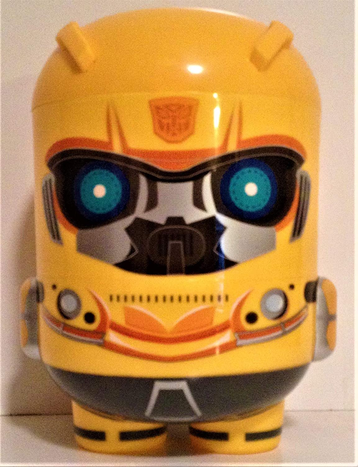 Transformers/Bumblebee 2018 Movie Theater Exclusive 85 oz Popcorn Eater Bumblebee