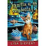Vanilla & Vendettas (Frosted Misfortunes Mysteries Book 3)