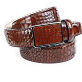 Anthoni Crown - Ceinture - Femme marron marron clair Large  Amazon ... 507dd1eb301