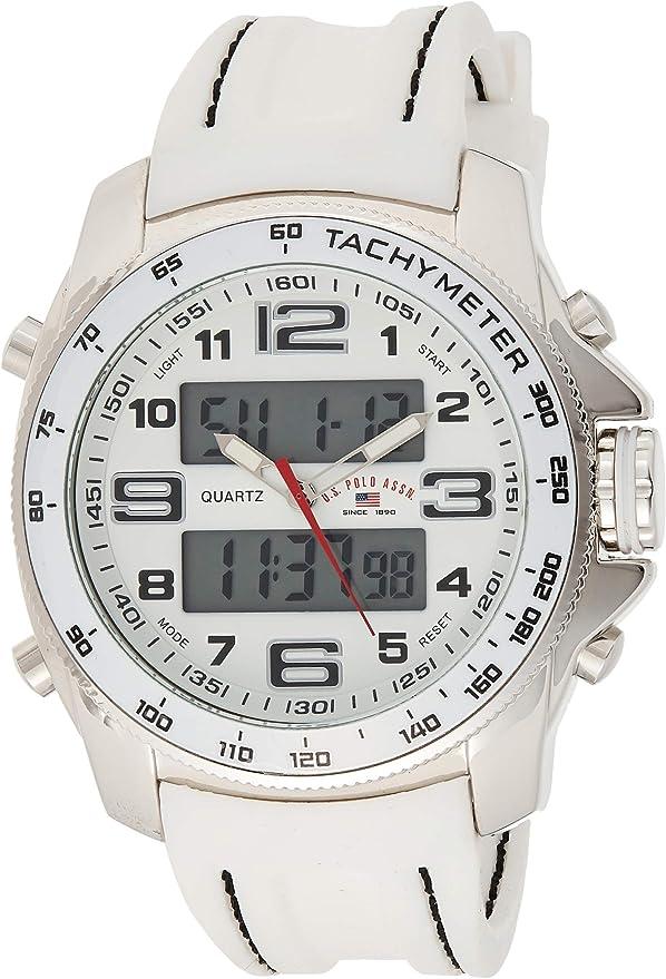 Reloj - U.S.POLO ASSN. - para - US9320: Amazon.es: Relojes