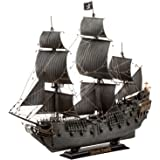 Revell 05699, Limited Edition, Disney, Pirates of the Caribbean, Black Pearl, 1:72 Scale plastic model