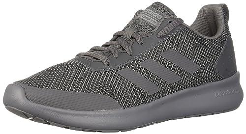 finest selection d6aea 682c4 adidas Mens Element Race Running Shoe, GreyGreyGrey, 6.5 M US