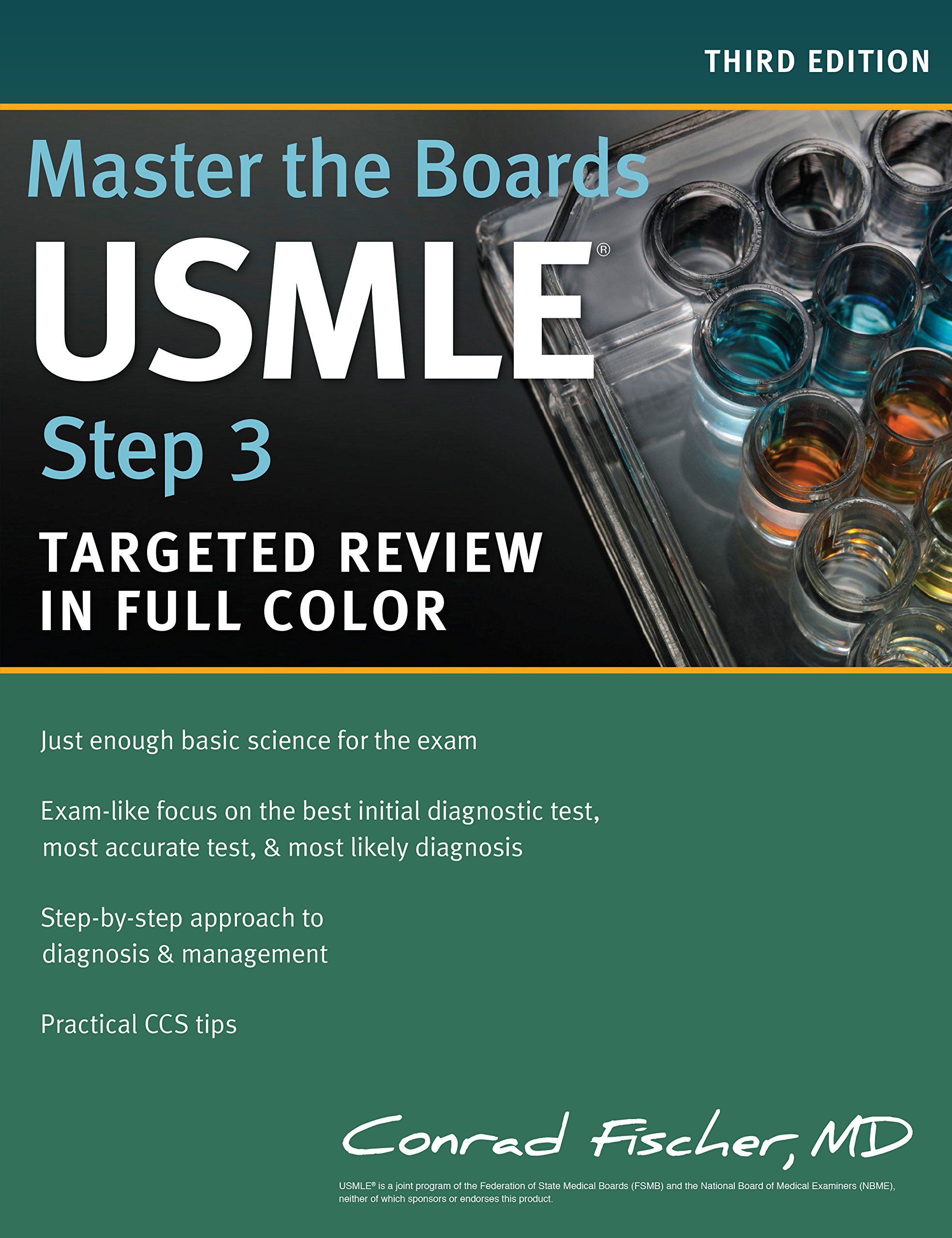Buy Master The Boards Usmle Step 3 Targeted Review In Full Color