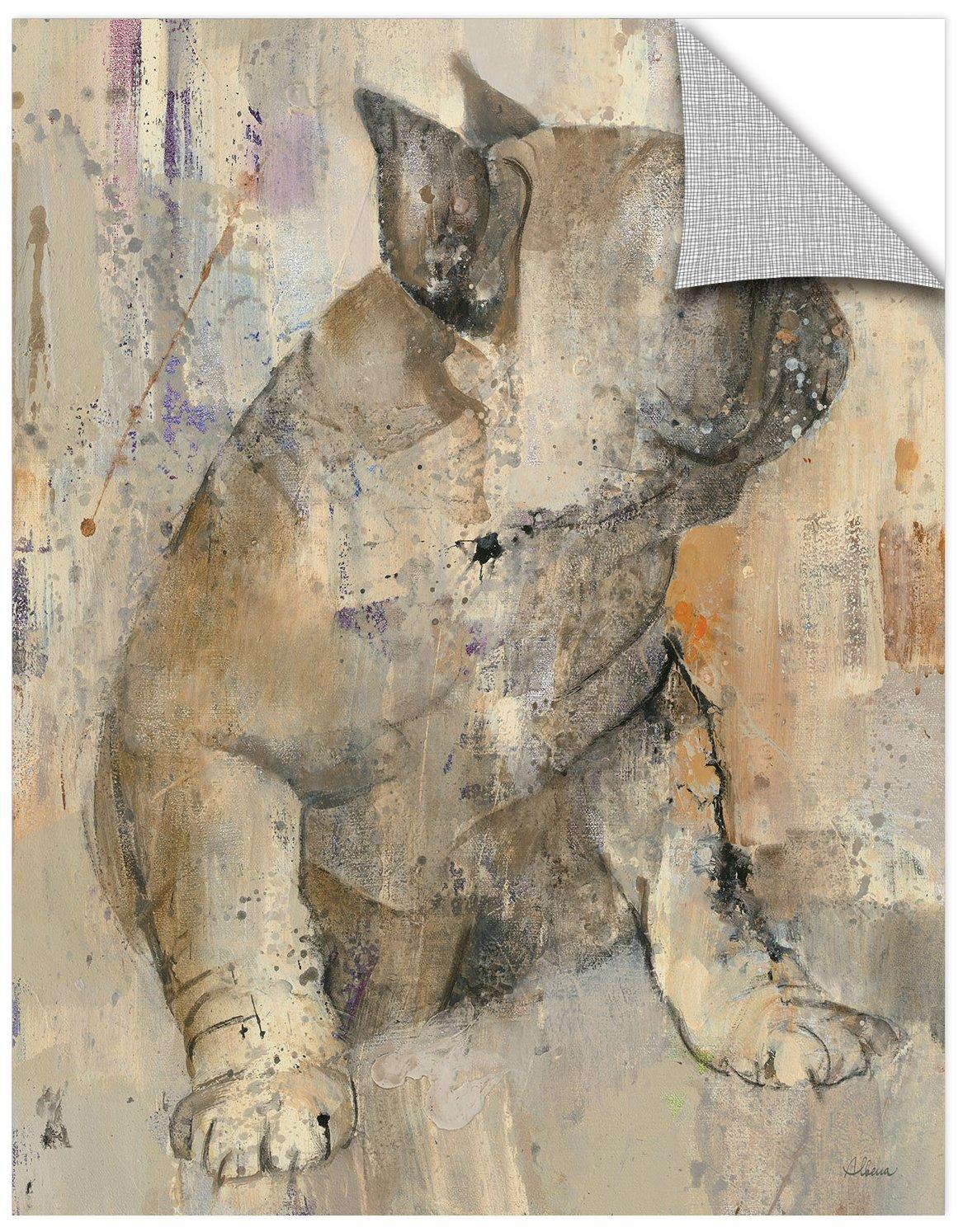 18X24 Albena Hristova Duke Removable Wall Art Mural