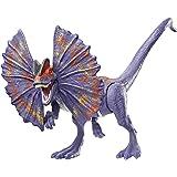 Jurassic World Savage Strike Dilophosaurus