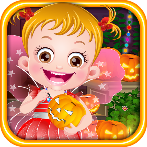 Baby Hazel Halloween Party -
