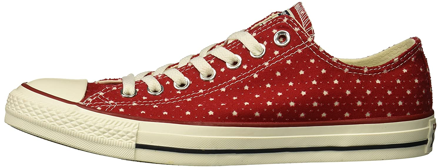 d2fe1902d89024 ... Converse Unisex Chuck Taylor Perforated Stars Low Top Sneaker  B076Q2BMC7 size 5.5 M US Men s size