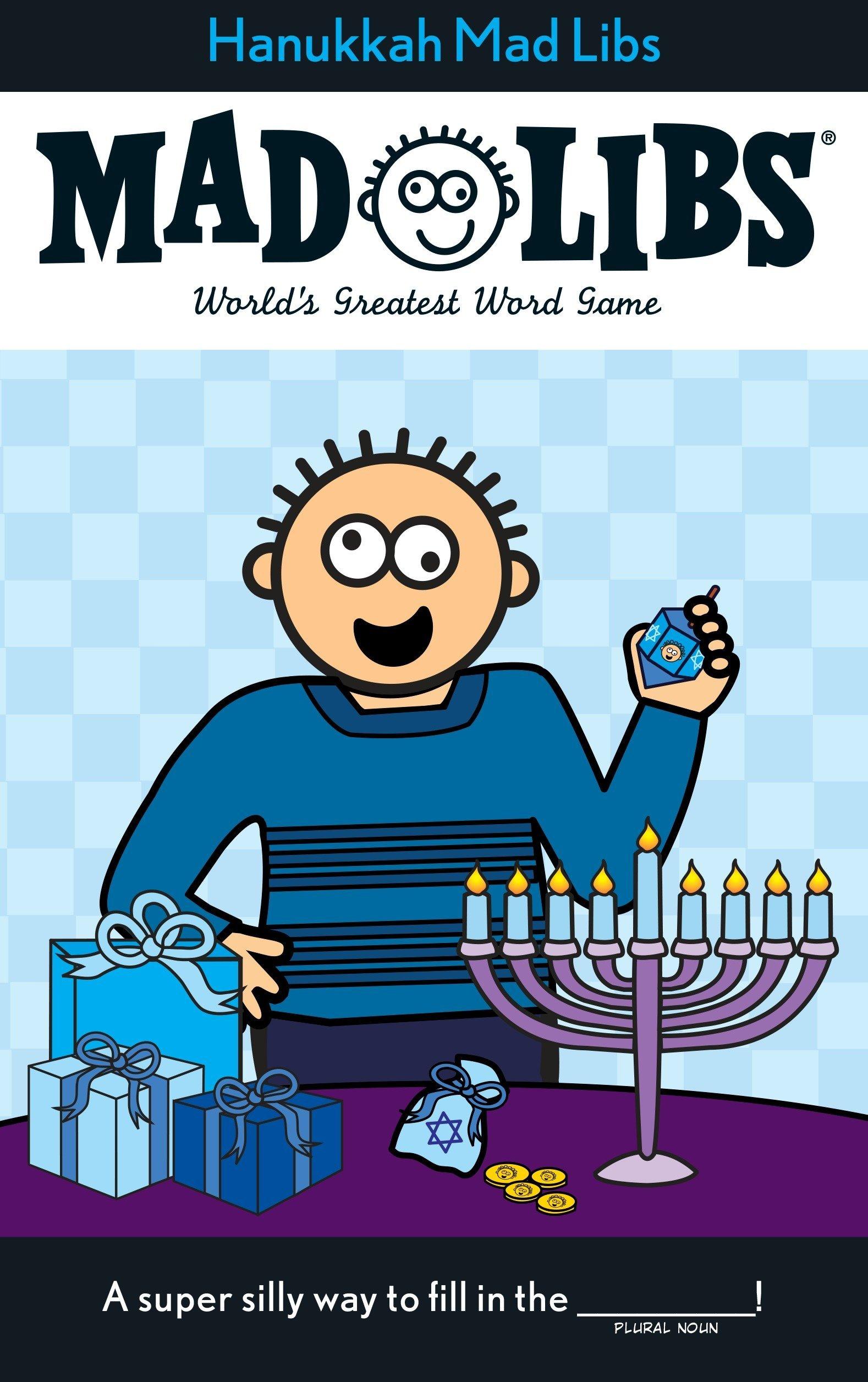 Hanukkah Mad Libs pdf