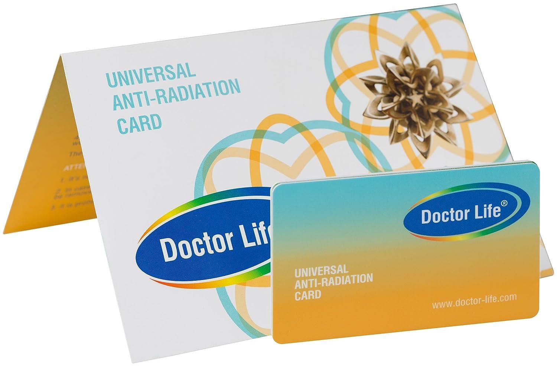 Amazon.com: Doctor Life Anti EMF Protection Shield - Personal EMF ...