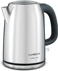 Kambrook Kettle, Brushed Stainless Steel KSK220BSS