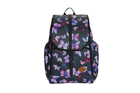 256852b7739f Amazon.com  JuneHouse MM laptop dayuse backpack Butterfly  Clothing