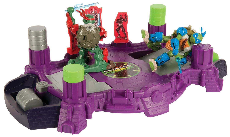 Amazon.com: Teenage Mutant Ninja Turtles, Leonardo contra ...