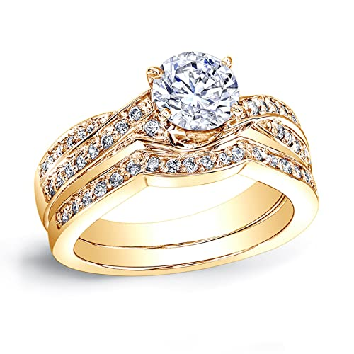 Diamond Wish AM-WS1056-RB075-E2-18K product image 4