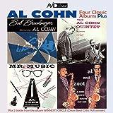 Four Classic Albums Plus (Mr Music / Al Cohn Quintet Ft Bob Brookmeyer / Al & Zoot / Bob Brookmeyer Ft Al Cohn) [Remastered]