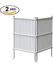 Amazon Com Decorative Fences Patio Lawn Amp Garden