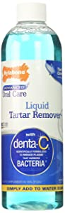 Nylabone NPD600P 16 Oz Liquid Tartar Remover