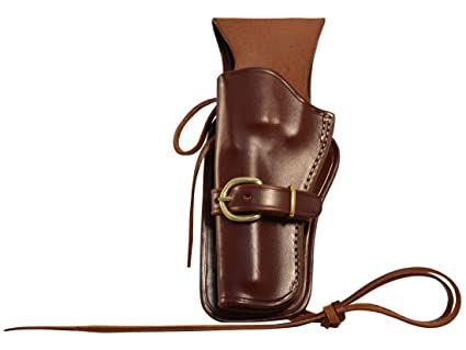 Amazon com : Triple K 114 Cheyenne Western Holster Left Hand Ruger