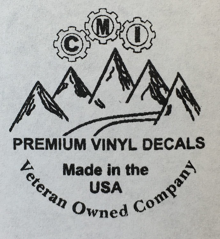Toyoda Star Wars Yoda Vinyl Car Decal Sticker White 5 CMI CMI102