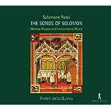 Salomone Rossi: The Songs of Solomon (Hebrew Prayers and Instrumental Music)