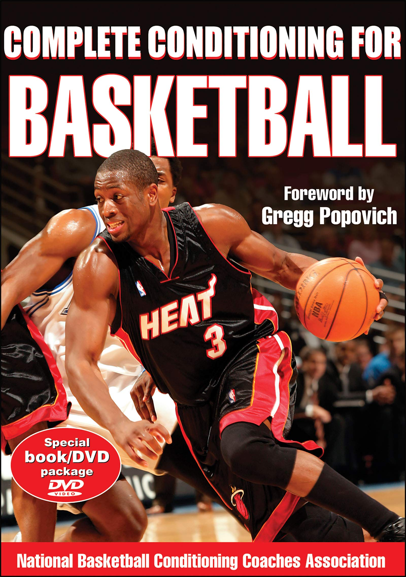 Amazon.com: Complete Conditioning for Basketball (9780736057844): National  Basketball Conditioning Coaches Association: Books