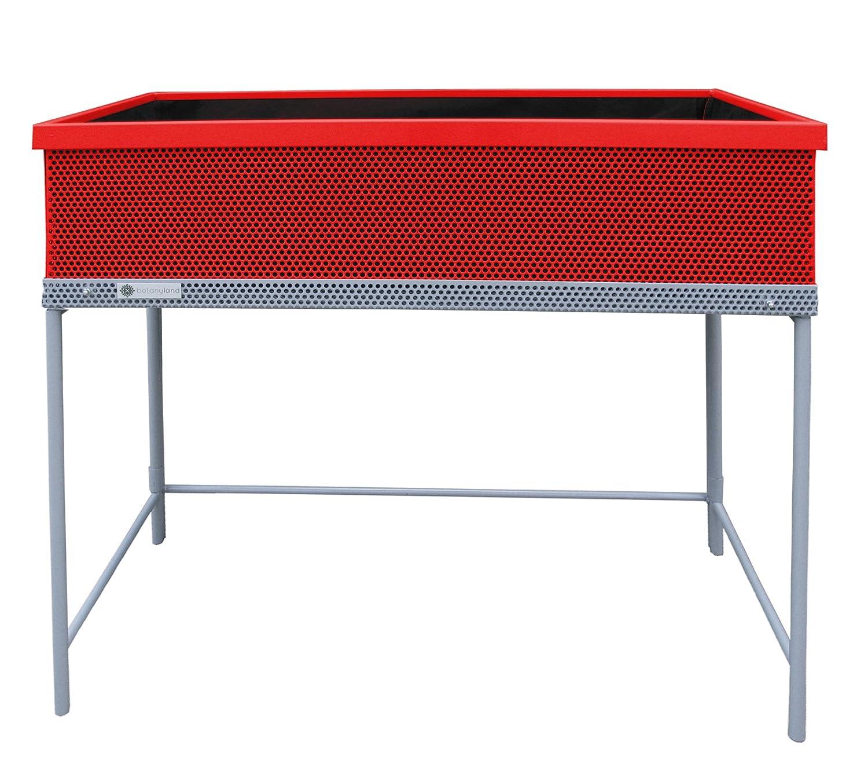 Huerto urbano Green Passion calidad Premium 90x45x80 cm.Color rojo ...