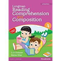Develop Reading and Writing Skills of Kids, Longman Reading Comprehension and Composition Book, 9 - 10 Years (Class 4), By Pearson