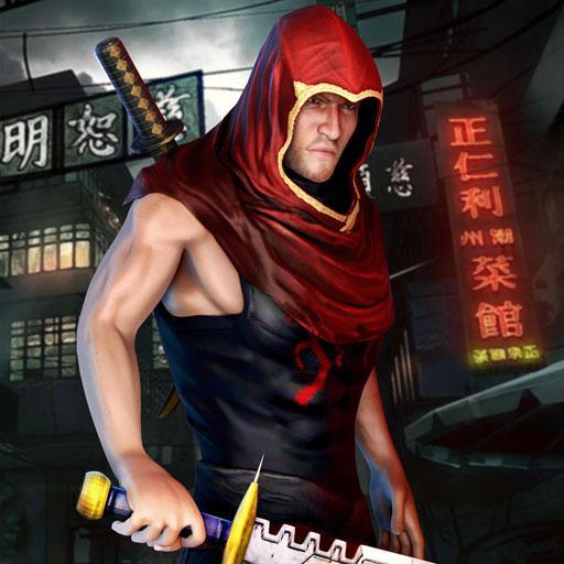 Ninja War Hero Survival Warriors Of Chaos Fighter Revolution ...