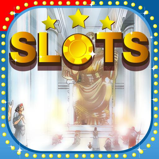 Slots Lounge : Zeus Edition - Slot Machines & Pokies Game (Lounge Derby)