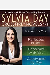 Sylvia Day Crossfire Novels 1-4 Kindle Edition