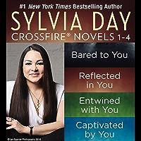 Sylvia Day Crossfire Novels 1-4 (English Edition)