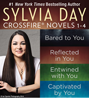 Captivated by you crossfire book 4 kindle edition by sylvia day sylvia day crossfire novels 1 4 fandeluxe Images