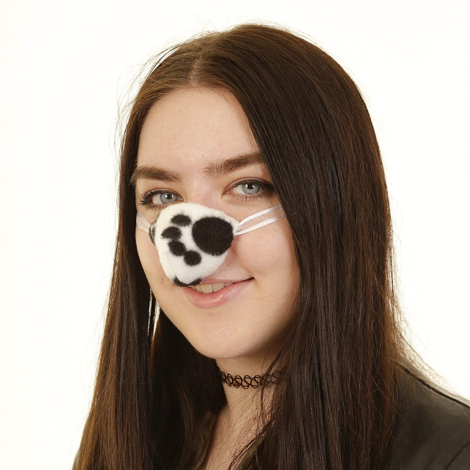 Paw Print Fleece Nose Warmer The Nose Warmer Company