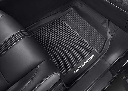 Toyota Floor Mats >> Amazon Com Genuine Toyota All Weather Floor Liner Set Pt908 48165