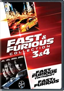 Fast & Furious Collection: 3 ...