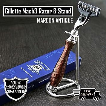 Premium selección Gillette Mach3 Maquinilla de afeitado para ...