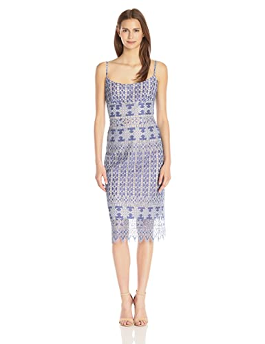 BCBGMax Azria Women's Alese Fitted Dress