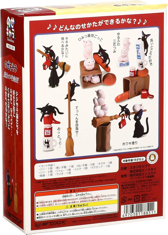 Studio GHIBLI Kiki delivery service BLACK CAT Jiji Ensky Figura Japan NOS-28
