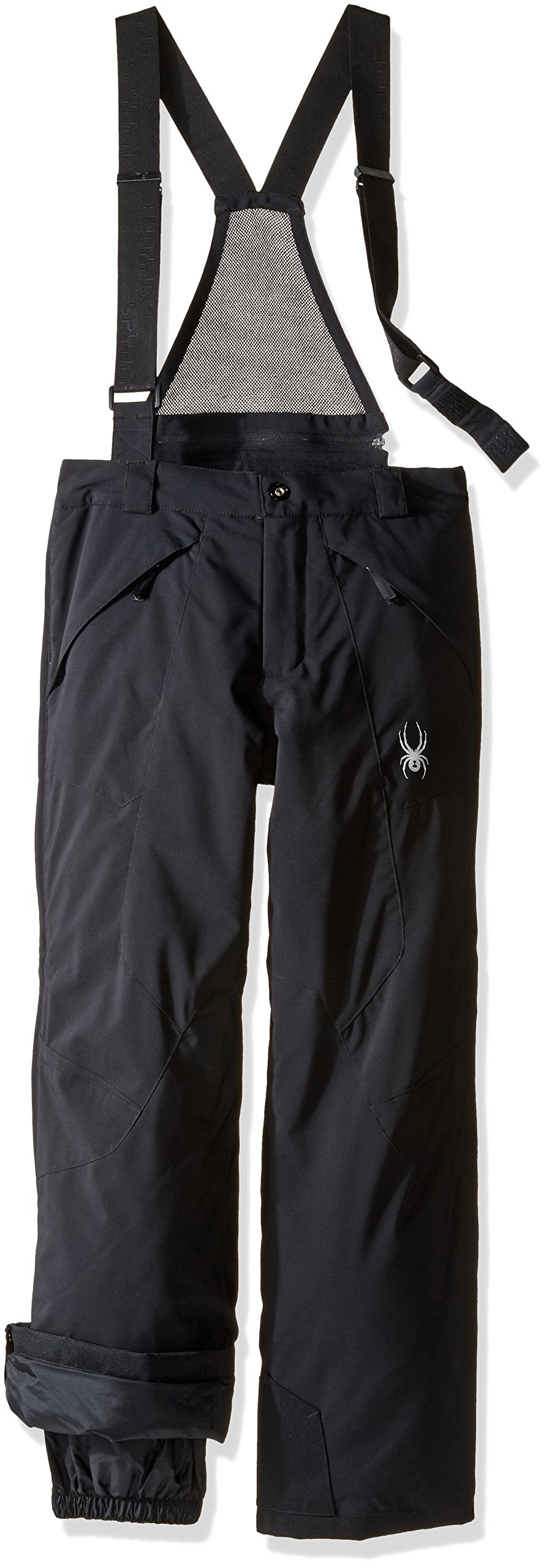Spyder Boys Force Plus Pants, Size 8, Black