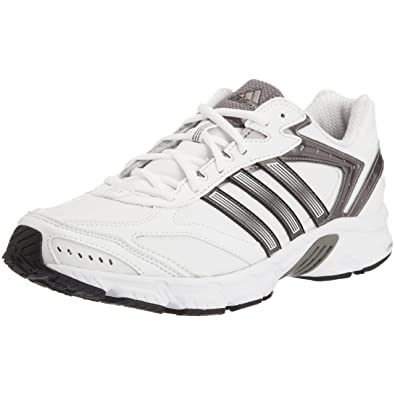 6a9f848e1 adidas Men s Running Shoes White Size  11 UK  Amazon.co.uk  Shoes   Bags