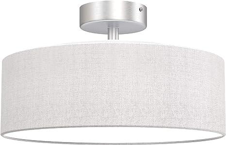 Briloner Leuchten Lámpara de techo, 1 x E27 máx. 40 vatios ...
